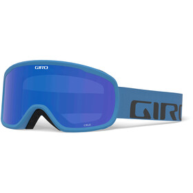 Giro Cruz Lunettes De Protection, blue wordmark/grey cobalt